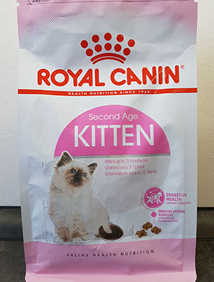 royal canin kitten katzenfutter test. Black Bedroom Furniture Sets. Home Design Ideas